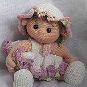 Куклы и игрушки ручной работы. Ярмарка Мастеров - ручная работа Кукла Полинка. Handmade.
