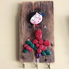 Hanging Keys #drawing #art #handmade #anahtarlıkaskısı…