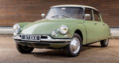 Cars we love: Citroën DS | Classic Driver Magazine
