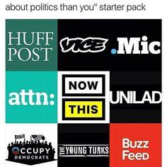 "(neo) ""liberal"" trendy starter pack"