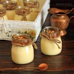 Mousse de chocolate blanco con salsa httpwwwsaboreandoencolorescom201412moussedechocolateblancohtml