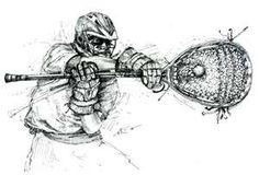 lacrosse sketch