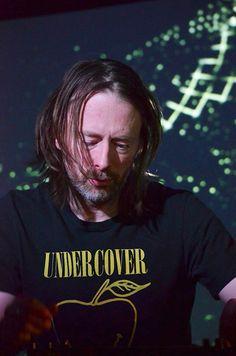 Thom Yorke...