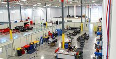 What To Do | Dallara IndyCar Factory | Visit Indy