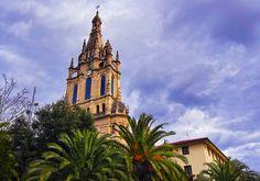 Basilica de Begoña. To learn more about #Bilbao   #Rioja, click here: http://www.greatwinecapitals.com/capitals/bilbao-rioja