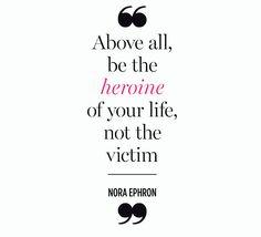 Be The Heroine