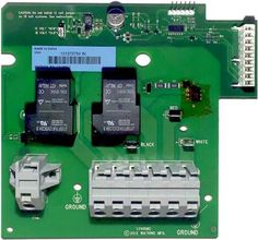 Caldera Spas, Hot Spring, Watkins IQ 2020 Heater Board - 77119  #calderaspas This Is The Newest Version IQ2020 Heater Relay Circuit Board. Used on the 2001-2009.5 IQ2020 Control Box, 2001-2009.5 Hot Spring, 2001-2009 Tiger River and 2008-2009 Limelight Spa Models. 2002-2009 Caldera Spas Utopia, Aquatic Melodies And Paradise Series. Part Number 77119 has an upgraded design that provides a more efficient/durable relays therefore reducing future burnouts. Caldera Spas parts