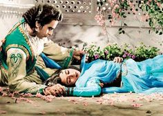 The greatest couple of all time once upon a time in Bollywood.