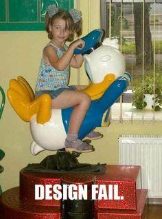 Paedo Duck.
