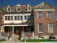 St. Albans Sanatorium -- Radford, Virginia