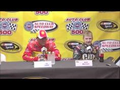 Kevin Harvick Best Quotes - YouTube