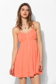 Dresses + Rompers on Sale Dresses For Sale, Summer Dresses, Urban Dresses, Cutout Dress, College Outfits, Fit Flare Dress, A Line Skirts, Lucca, Dress Up