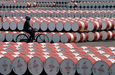 Billions of Barrels of Oil Vanish in a Puff of Accounting Smoke.  The rule change will cut Chesapeake's inventory by 45 percent, regulatory filings show.    Other examples include Denver-based Bill Barrett Corp., which will lose as much as 40 percent, and Oasis Petroleum Inc., based in Houston, which will erase 33 percent, according to filings.