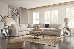Savesto 6-Piece Sectional   | Ashley Furniture HomeStore