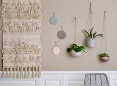 Wall Deco <3 Design by Bloomingville