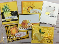 On Y Go! Stamping - On y go! Stamping Box Of Sunshine, Stamping Up, Rubber Stamping, Stampin Up Paper Pumpkin, Puff Paint, Create Your Own Card, Pumpkin Cards, Craft Box, Custom Stamps