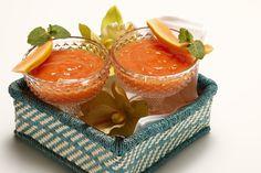 Receita de Mousse de papaia. Descubra como cozinhar Mousse de papaia de maneira prática e deliciosa com a Teleculinaria!