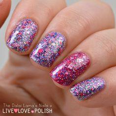 Live Love Polish: Colores de Carol Jesse's Girl   The Dalai Lama's Nails