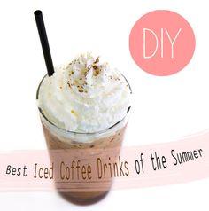 Best DIY Coffee Drinks