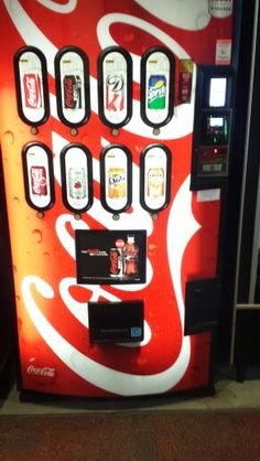 Why do we have so many vending machines? Vending Machines, Energy Drinks, Buildings, Rooms, Pop, Future, Bottle, Animals, Design