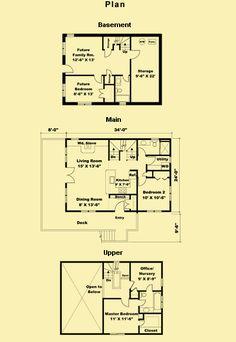 house floor plans land pinterest small cottage house plans