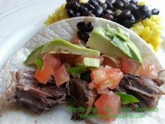 Menu Plan Monday - Jan 5, 2015 - Mom's Small Victories. Menu planning is essential to saving money and my energy to make a healthy meal for my family. Check out the Crockpot Copycat Chipotle Barbacoa recipe in our menu plan this week!