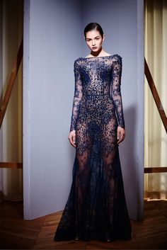 Stunning evening gowns from the Zuhair Murad Fall 2015 RTW Collection...