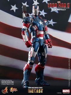 """iron man 3"" figurine !"