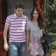The World Cup Football Champion Goalkeeper Iker Casillas and his girlfriend Sara Carbonero, the sports journalist is expecting a baby.  32 year's old Spanish Football celebrity, Casillas announce that he is going to be a father.