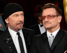 The+Edge+Offers+Bono+Progress+Report:+'He+Basically+Can't+Move |  December 3rd, 2014 U2 Update