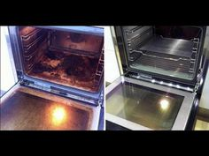 Baking soda 469359592393270328 - You Have Been Cleaning Your Oven The Wrong Way All Your Life- This Is Simply Brilliant! Source by reinenet Oven Cleaning, Cleaning Hacks, Cleaning Oven Window, Cleaning Products, Clean Baking Pans, Cleaning Painted Walls, Glass Cooktop, Hygiene, Toaster