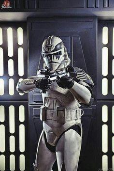 размер - Star Wars Clones - Ideas of Star Wars Clones - Star Wars Stormtrooper Star Wars Clones, Rpg Star Wars, Star Wars Clone Wars, Images Star Wars, Star Wars Pictures, Guerra Dos Clones, Cuadros Star Wars, Star Wars Wallpaper, Armada