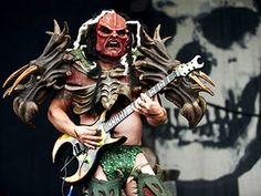 Sad day for GWAR fans: GWAR guitarist Cory Smoot found dead