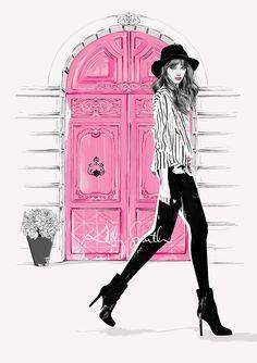 http://www.birdyandme.com.au/blog/2015/9/18/the-pink-door