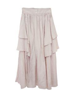 Honey mi Honey (ハニーミーハニー)  サテンスカート  17,280円(税込)