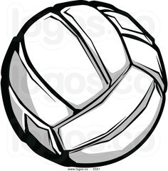 Printable volleyball stencil volleyball svg here colorful volleyball clipart clipart panda free clipart images sciox Gallery