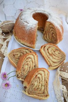 Bread Recipes, Cookie Recipes, Dessert Recipes, Poppy Seed Cookies, Poppy Cake, Non Plus Ultra, Baked Goods, Bakery, Good Food