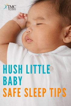 Is your baby sleeping safely? Our experts share safe sleep practices so you can protect your child. 4th Trimester, Baby Time, Hush Hush, Baby Sleep, Little Babies, Your Child, Infant, Pregnancy, Parenting