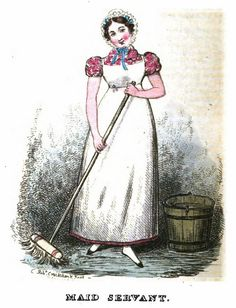 The Maidservant in 1829