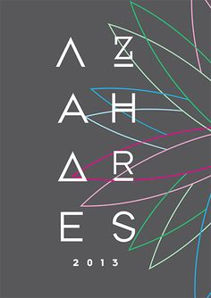 Azahares on Behance