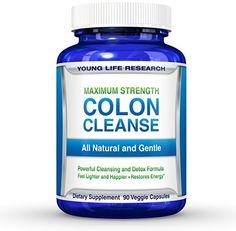 Colon Cleanse - Feel Lighter and Happier! http://www.amazon.com/gp/product/B00U079HA2