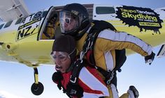 Taupo Tandem Skydiving Best of Auckland Deal of the Day | Groupon Best of Auckland