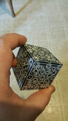 BILLET CELTIC RUNE GERMANIC  MAGNETIC LOCKING BOX tap to open
