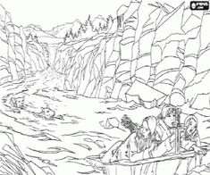 prince caspian free coloring pages - photo#45