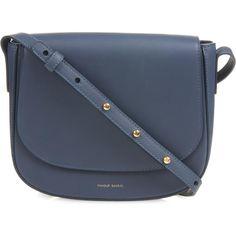 Mansur Gavriel Crossbody Calf Leather Bag as seen on Dakota Johnson