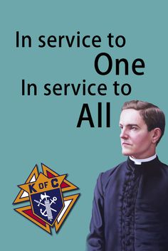 Praying for the beatification of Knights of Columbus founder, Michael McGivney. #KofCFL14
