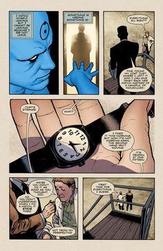 Minissérie   Antes de Watchmen: Dr. Manhattan # 2 de 4