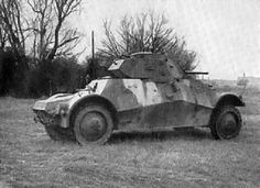 Danish armoured car M/39 or Lynx was a Swedish 4x4 armoured car that AB Landsverk began developing in 1937 for the Danish Army. Main armament: Danish Madsen 20 mm cannon. Three vehicles were delivered to Denmark in April 1938, but a further batch of fifteen were still awaiting delivery to Copenhagen when the war broke out in 1939. These were then confiscated by the Swedes who employed them as the Pansarbil m/39