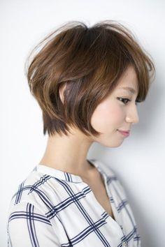 360度どこから見てもキレイな大人ショート 2014 髪型  GARDEN TOKYO 美容室 店長Jyo 島崎譲の黄金日記(ブログ)