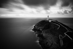 South Stack by Fiacre Müller, via 500px